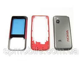 Корпус Korea H.Q. Nokia 5610 Red
