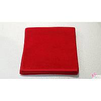 Полотенце Philippus 50*90 см red 530 г/м2 100% хлопок