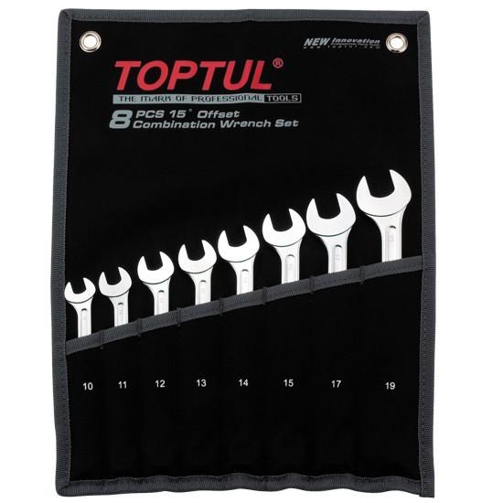 Наборы ключей комбинированных (Super-Torque)