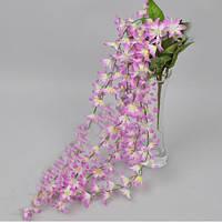 Лилия свисающая розовая  60 см Цветы искусственные