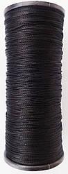 Нить  капроновая черная ( Текс №93/80 м )  обувная