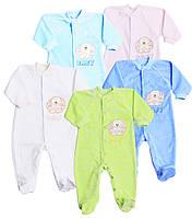 Комбинезон-человечек для малышей Baby (3-18 мес)