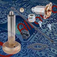 Выносное заправочное устройство Atiker в лючок с длинным адаптером