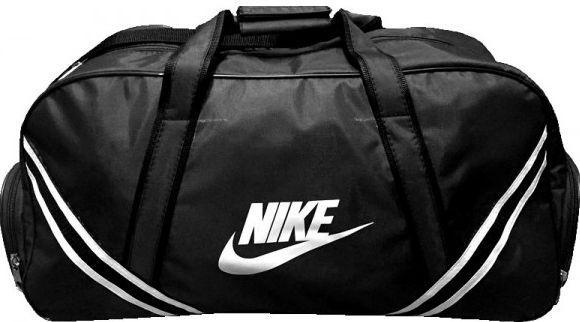 662b88c6f8f8 Дорожно-спортивная сумка Nike S000032 черный, 22 л Реплика - SUPERSUMKA  интернет магазин в