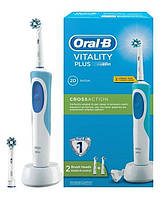 Электрическая зубная щетка Braun Oral-B Vitality Plus CrossAction
