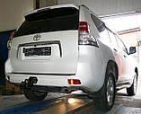 Фаркоп Toyota Land Cruiser Prado J150 (арабская сборка) с установкой! Киев , фото 3