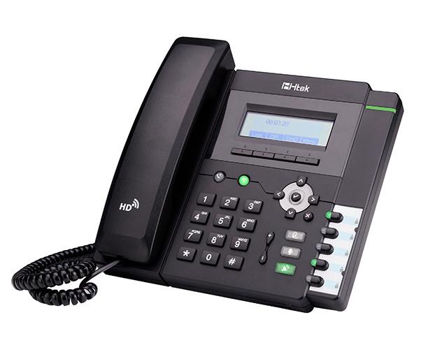 IP телефон Htek UC802P