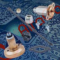 Выносное заправочное устройство Atiker в лючок с коротким адаптером