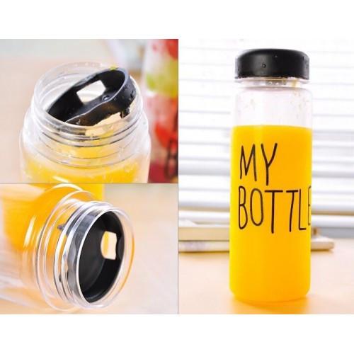 Стильная бутылка My Bottle - СамеТо ТМ интернет-магазин sameto.com.ua в Днепре