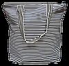 Женская пляжная сумка полоска WUU-200104
