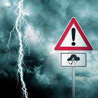 Плохие погодные условия!