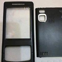 Корпус Korea H.Q. Nokia 6500Sl Black
