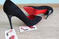 Лодочки туфли каблук в ассорименте