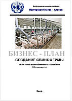 Бизнес – план (ТЭО). Свиноферма. Комплекс выращивания свиней. Датская технология. Цех убоя, пр-во комбикорма 4500 голов откорма