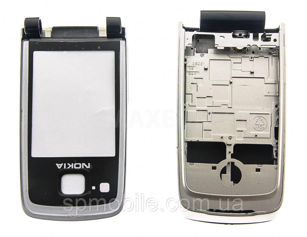 Корпус Korea H. Q. Nokia 6600F Black