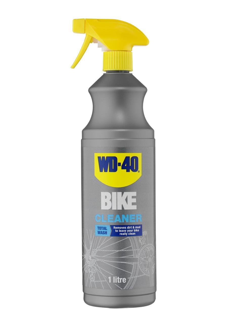 Средство для чистки велосипеда WD 40 BIKE CLEANER 1л