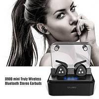 Беспроводная Bluetooth гарнитура-наушники Syllable D900mini