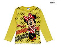 Кофта Minnie Mouse для девочки. 1-2 лет