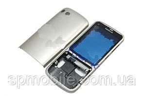 Корпус Korea H.Q. Nokia C3-01 Silver
