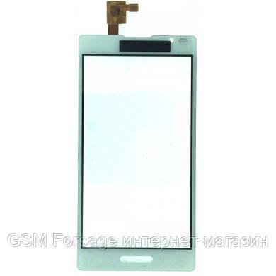 Тачскрин LG P760 Optimus L9/P765 White Original