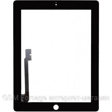 Тачскрин iPad 3 / iPad 4 Black