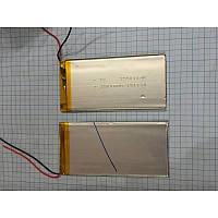 Аккумулятор универсальный 3550104P   10,2cm х 5,5cm   3,7v   3500mAh