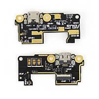 Разъем зарядки Asus ZenFone 5 (A501CG ) с платой
