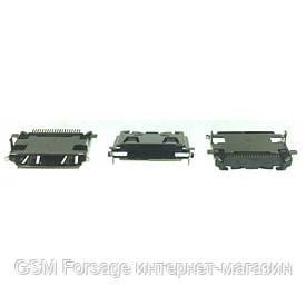Разъем зарядки Samsung G600/ G800/ C450/ D880/ E210/ E950/ F110/ F210/ F330/ F480/ F490/ F700/ J150
