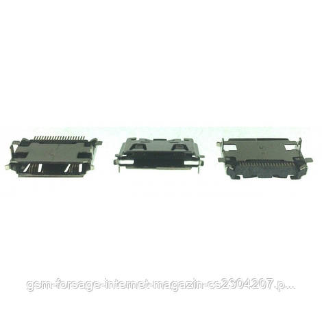 Разъем зарядки Samsung G600/ G800/ C450/ D880/ E210/ E950/ F110/ F210