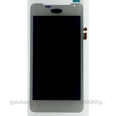 Дисплей HTC Butterfly  X920e complete with touch White