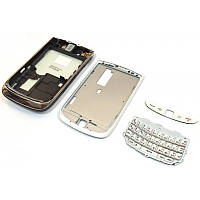 Задняя часть корпуса BlackBerry Torch 9800 White Complete orig