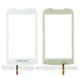 Тачскрин Samsung S5560 White