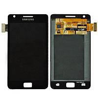 Дисплей Samsung Galaxy S II GT-I9100 black complete
