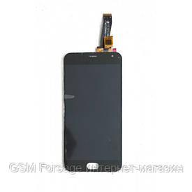 Дисплей Meizu M2 Mini complete Black