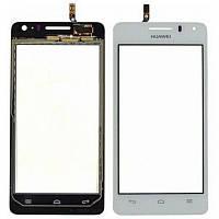 Тачскрин Huawei Honor Pro U8950  G600  White