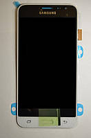Дисплей Samsung Galaxy J3 2016 SM-J320F Original complete with touch White