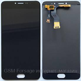 Дисплей Meizu M3 Note (M681H) complete Black