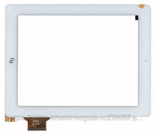 Тачскрин Explay sQuad 9.72 3G White