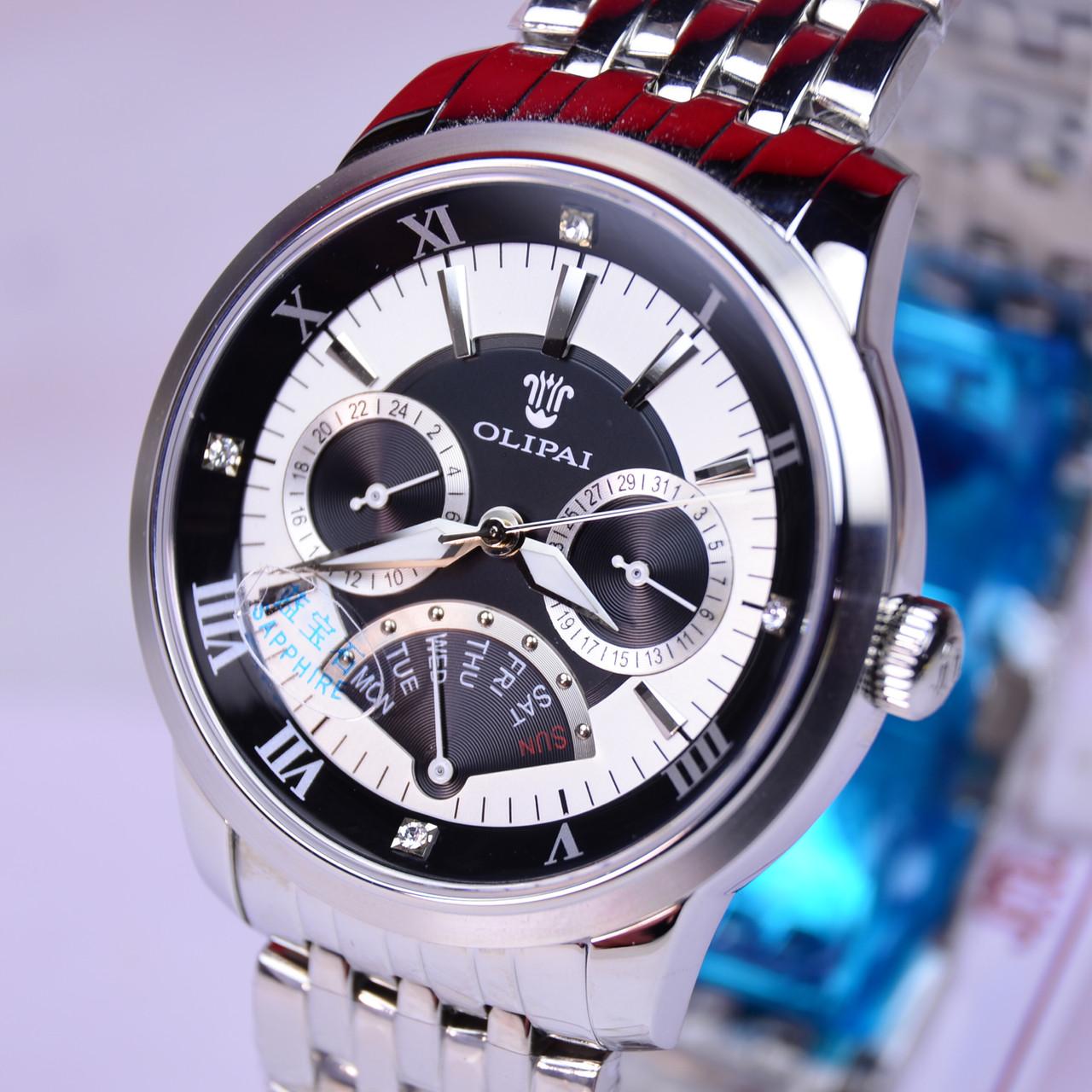Мужские наручные часы OLIPAI JT6006 стекло сапфир