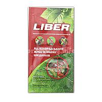 Liber 3мл Либер средство от колорадского жука и других садовых вредителей