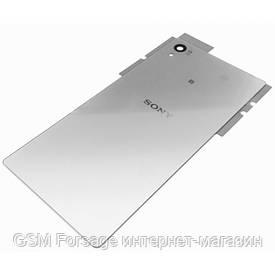 Задняя часть корпуса Sony Xperia Z5 Dual E6683 Silver