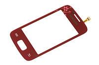 Тачскрин Samsung Galaxy Y Duos GT-S6102 Red