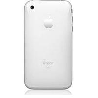 Крышка задняя Iphone 3GS 16Gb white (с рамкой)
