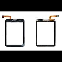Тачскрин Nokia C3 Original 100%  black