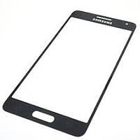 Стекло дисплея Samsung Galaxy Alpha G850F  Grey / Black (для переклейки)