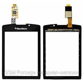 Тачскрин BlackBerry Torch 9800 Black