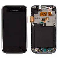 Дисплей Samsung Galaxy S Plus GT-I9001 Black complete with frame Original