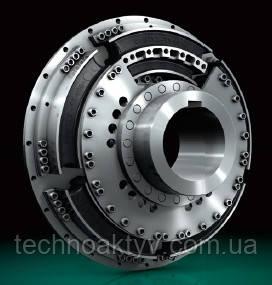 CENTAX-TT Высокомощная вращающаяся муфта с линейной характеристикой жесткости и аксиальной эластичностью для приводов генераторов на жестких монтажных устройствах. Вращающие моменты до 500 кНм.
