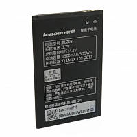 Аккумулятор Lenovo BL203 (1500mAh) A278T/A365E?A369/A300/A66