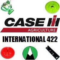 Запчастини на прес підбирач Case IH International 422